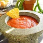 Salsa Ninety Nine (Mild) - A salsa recipe for those with a tomato and pepper garden.  If you prefer a hotter salsa, add more jalapeno or cayenne pepper.