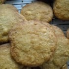 Macadamia Nut Cookies - These chewy cookies need to be chilled for 4 hours.
