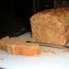 High Flavor Bran Bread - This is a robust honey-wheat bread with bran cereal and molasses for your good health.
