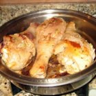 Stuffed Turkey Legs - My dad's favorite, this is in his loving memory. This recipe is a delicious Puerto Rican style turkey. Originally submitted to ThanksgivingRecipe.com.