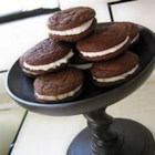 Chocolate Sandwich Cookies I - Excellent frozen. I have played with this over the years, and come up with several variations. At the holidays, I have added 1 teaspoon peppermint extract to the filling in lieu of the vanilla, and have also used crushed peppermint candy in the filling. I have also dipped them in chocolate, and coated them in confectioners' sugar.