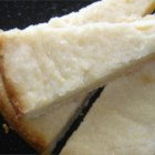 Kay's Shortbread - This simple shortbread cookie is baked in a nine inch round cake pan, and cut into wedges.