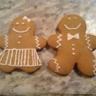 Soft Gingerbread Cookies - These cookies are warm and delicious on a cold winter's day. Cut them into any shape to fit your holiday celebrations.