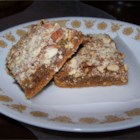 Pecan Pie Bars II - Quick and easy holiday treat.