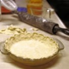 Ruth's Grandma's Pie Crust - This recipe is over 100 years old. My sister-in-law's grandmother said it was a no-fail recipe. It's the best I ever had.
