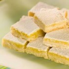 Annemarie's Lemon Bars - Annemarie is a German lady I met over 20 years ago, when we were living in Indiana. Talk about a good cook!