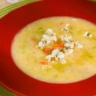 Wisconsin Native's Beer Cheese Soup - The pride of the Midwest, this super soup combines beer and sharp Cheddar with milk (or cream), chicken broth, finely diced vegetables, mustard, Worcestershire sauce, hot pepper sauce, and Cayenne.