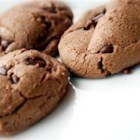 Mocha Walnut Cookies - A mocha version of the classic chocolate chip cookie. Originally submitted to ThanksgivingRecipe.com.