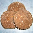 Gourmet Dog Biscuits - Dogs go crazy for these biscuits. When my dogs smell them cooking they know that it will soon be time for treats!  You can use any type of meat broth in them, or just use water if broth isn't on hand.