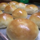 Unbelievable Rolls - Get fluffy, tender dinner rolls from standard ingredients. The unorthodox method is easy and requires little kneading.  Somehow a lidded plastic bowl magically simplifies the process.