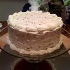 Nutty Cream Cheese Frosting - For those who can't get enough nuts. Excellent on applesauce, pumpkin and carrot cakes.