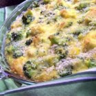 Broccoli Chicken Divan - Fresh broccoli and chicken bake in a savory sauce topped with a crunchy, cheesy topping for a casserole they'll love.
