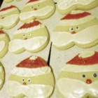 Sour Cream Sugar Cookies IV - This is the yummiest cut-out sugar cookie I've ever tried, great for the holidays!