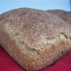 Swedish Rye Bread II - A touch of orange and a scattering of caraway seeds add zip to this strong, sweet rye bread.