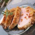 Easy and Elegant Pork Tenderloin - This main dish is beautiful in its presentation and always comes out tender and juicy even if you overcook it a little.  The crust of bread crumbs holds in all the juices and adds a great look and taste to the finished product.