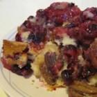 Cranberry Pecan Cake Recipe