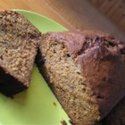 Cranberry Pumpkin Banana Bread - A good way to use up some of your left over pumpkin and cranberries from the holidays!
