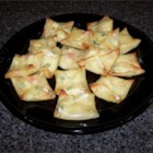 Local Kine Wontons - Wontons filled with cream cheese and imitation crabmeat are a favorite from Hawaii. Serve them with a variety of Asian-style sauces for dipping.