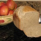 Apple Pie Bread - This is a bread machine recipe for yeast bread with canned apple pie filling.