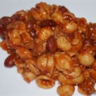 Hamburger Goulash - Hamburger goulash will warm you up anytime! Very good with cornbread or crackers.