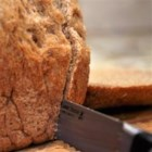 Bread Machine Spelt Bread - This bread is made with spelt flour. Spelt and lecithin can be purchased at health food stores.