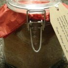 Hot Cocoa Mix in a Jar - We take this to Holiday parties and on camping trips. Dress up the jar, and it makes a great  Holiday gift.