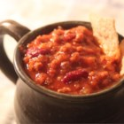 Massachusetts Straub Chili - This is a chili with all of the fixings. Ground beef, stew meat, peppers, beans and tomatoes really round out this wholesome made from scratch chili.