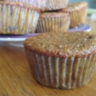 Bran Muffins a la Brian - A bran muffin made with buttermilk and golden raisins. This is a recipe that is a combination of a variety of trials and errors.  It is the only bran muffin recipe my husband likes.