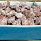 Puppy Chow - Just four ingredients and ten minutes are needed to make puppy chow, a sweet kid-friendly snack.
