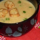 Beer Cheese Soup V