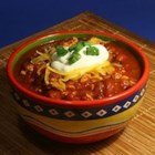 Simple Turkey Chili - Using ground turkey, canned kidney beans, and plenty of seasonings gives this simple and surprisingly light chili plenty of flavor. It's even better the second day!