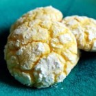 Easy Lemon Cookies - The basic cake mix cookie with a twist.
