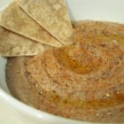Black Bean Hummus - This hummus comes with raves attached to it. Everything goes into the food processor and is swooshed into a fabulous consistency. Try it with some toasted pita bread.