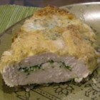 Chicken Kiev - Lemony herbed butter is the flavor point of this elegant entree.