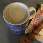 Mexican Atole - Atole is a popular Mexican hot beverage, thickened with masa and flavored with cinnamon and brown sugar.