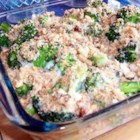 Walnut Broccoli Bake - A friend shared this recipe with me years ago and it instantly became a family favorite. When I make it for potluck luncheons, there are no leftovers.                                          --Carolyn Bosetti, LaSalle, Ontario