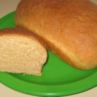 Classic Whole Wheat Bread - This is classic indeed, with both all-purpose and whole wheat flours and two rising times for two small loaves of good, old-fashioned wheat bread.