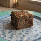 Raisin Farfel Kugel - Serve your holiday guests a comforting kugel, rich with raisins, cinnamon, butter and sugar.
