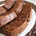 Chocolate Banana Bread - This banana bread features cocoa, chocolate chips, sour cream and a bit of vanilla extract.