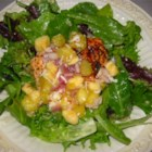 Salmon With Fruit Salsa by Jean Carper