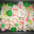 Ma Ma's Sugar Cookies - This is a very easy recipe that I have used for years. My kids love to help and my five year old can do it all.  Great way to get kids to cook.