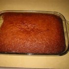 Honey Cake III - This is an easy to make recipe, and it tastes great. a simple cake made from scratch, and flavored with honey and orange.