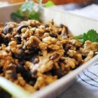 Middle Eastern Rice with Black Beans and Chickpeas - I got this recipe from a friend who is from Bethlehem. The flavors are just delicious. The possibilities of add-ins are endless.