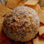 Spinach Cheese Ball - This recipe is a take off of the popular spinach dip, however in a different form. This is a great addition to your holiday open house table.