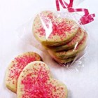 Pope's Valentine Cookies - Rich and delicious cut-out cookies - wonderful for special holiday celebrations!  These are the best cut-out cookies the long line of bakers in our family has ever found.