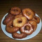 Bread Maker Doughnuts - Use your bread machine to make light, yeast-risen dough for delicious homemade deep-fried doughnuts.