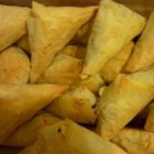 Spinach Triangles (Fatayer Sabanegh)