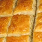 Baklava II - This is my delicious recipe for baklava. I have been asked by several of my Turkish friends to share the recipe and I have been told that cinnamon adds a nice touch.