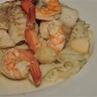 Seafood Bake for Two - A quick, easy and delicious way to make a romantic seafood dinner!