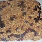 Fruity Granola Bars - Power packed, fruity and nutty.  Better than store-bought granola bars.  Use any kind of dried fruit e.g. - chopped dates, chopped apricots, chopped prunes, etc.